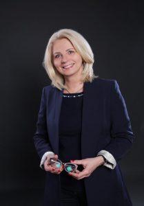 Dyrektor Szkoły dr Grażyna Adamczyk